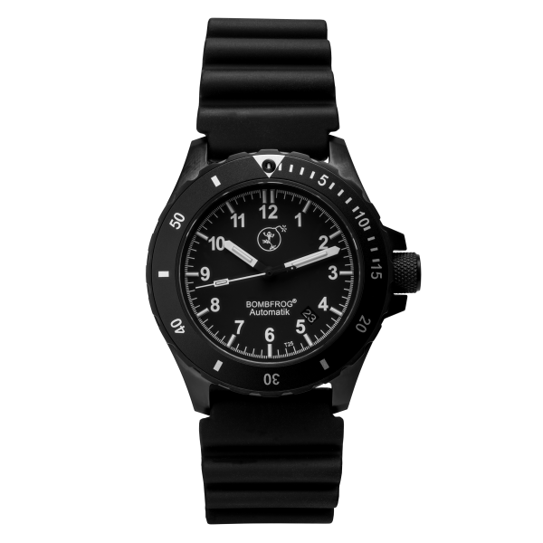 BT 25 Black Edition | Rubber Strap