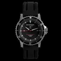 Minesweeper Herren Taucheruhr mit Neopren-Uhrenarmband 300 Meter