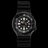 Professional 500 black | Rubber Strap