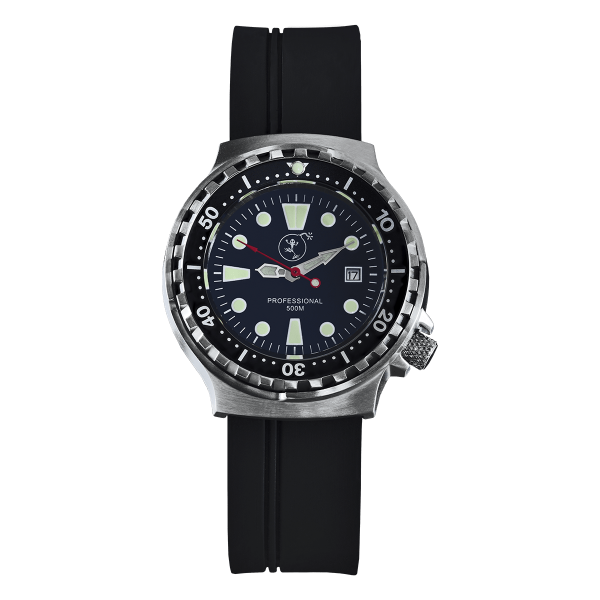 Professional 500 Ladies Divewatch | Stainless Steel