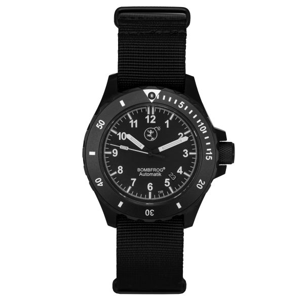 BT 25 Black Edition | NATO Strap