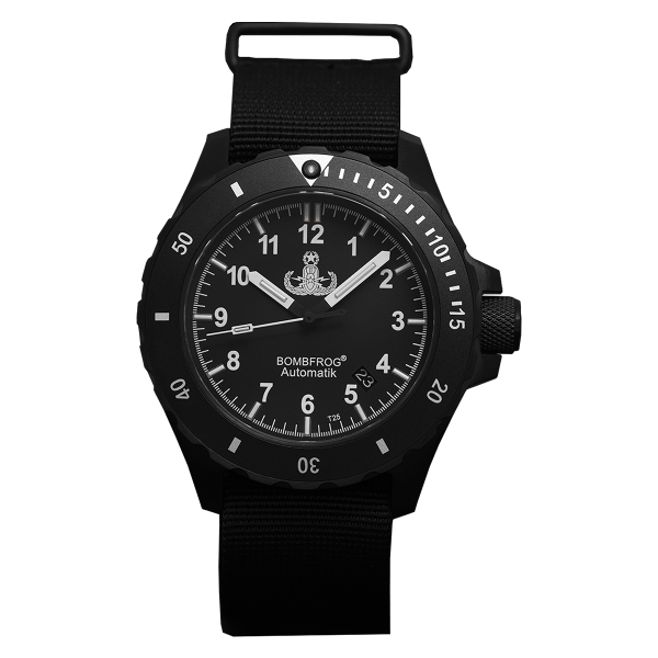 BT25 Black Edition NATO STRAP | EOD