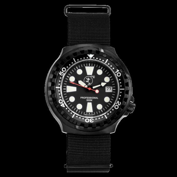 Professional 500 black | NATO Armband