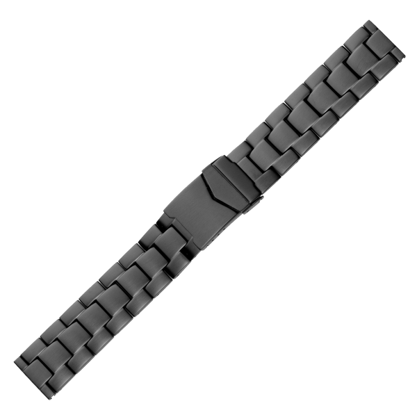 Stainless Steel Type2 black | 22mm