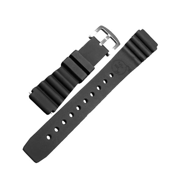 Silikonarmband Taucher | 22mm
